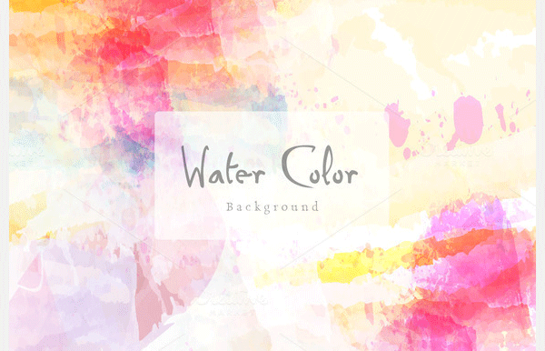 12 water color background