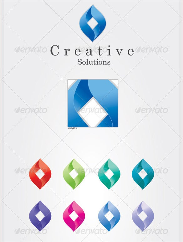creative solutions corporate logo design download