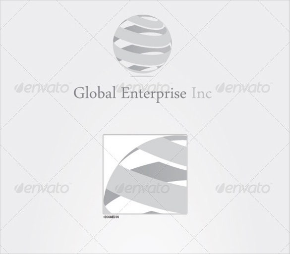global enterprise corporate logo download