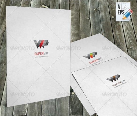 corporate logo vip template