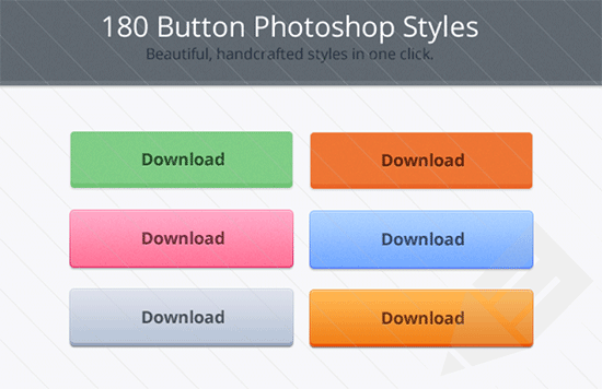 180 button photoshop