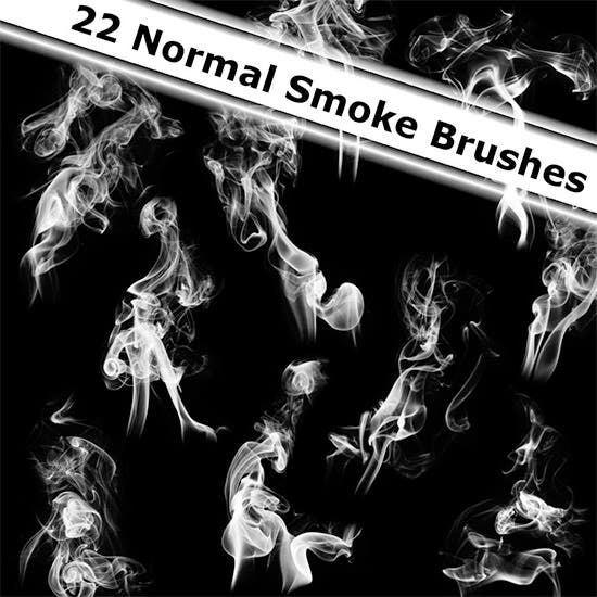 22 smoke brushes