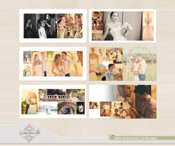 white wedding album1
