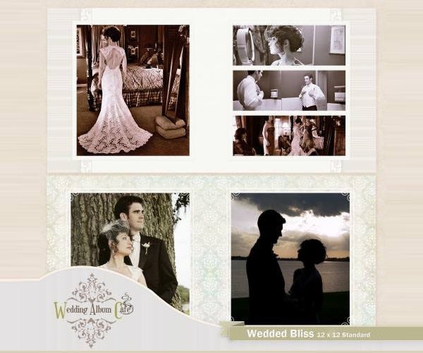 wedded bliss wedding album1