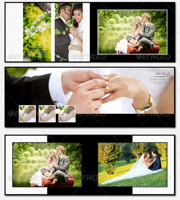 45 Wedding Album Design Templates Psd Ai Indesign Free