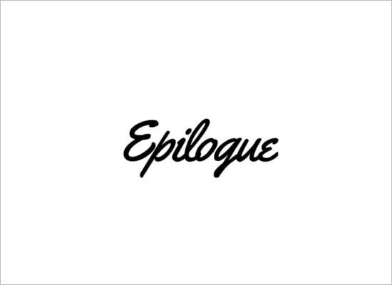 epilogue ppt presentation template1