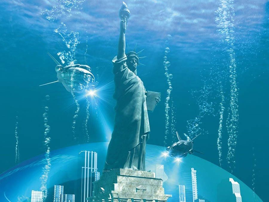 3d water world1