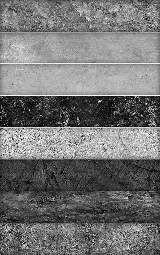 8 tileable grunge