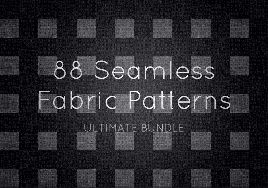 88 seamless fabric