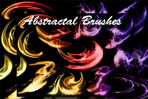 abstractal brushes