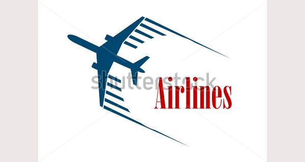 Airlines emblem