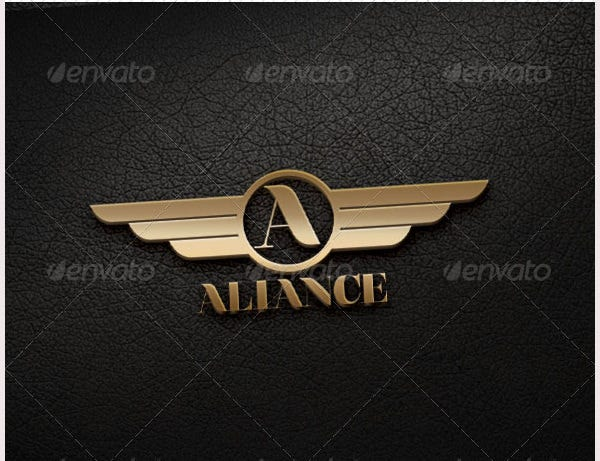 aliance logo template