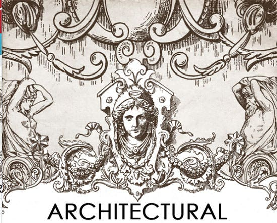 architectual ornaments