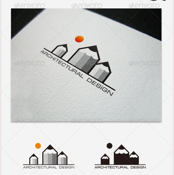 Architectural Design Logo Template