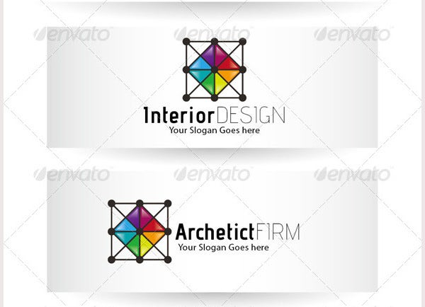 Architecture And Interior Design Logo