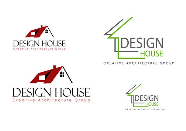 Architecture logo by crazeeartist