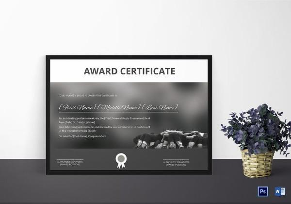 award-certificate-template