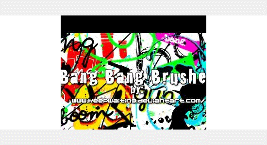 bang bang brushes