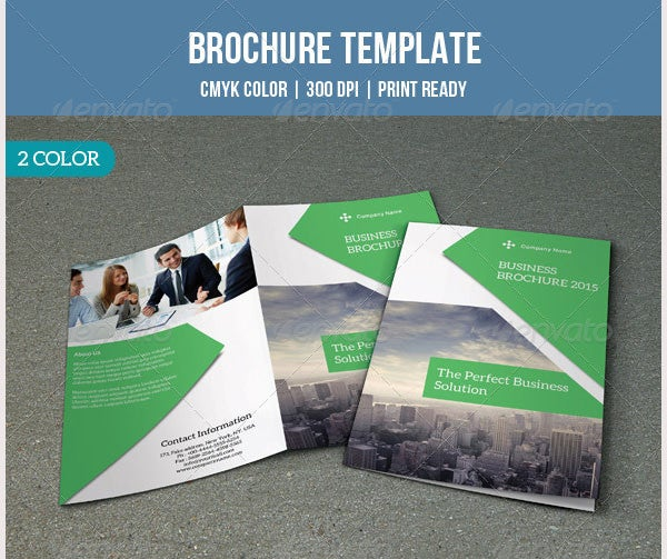 bifold business brochure v123