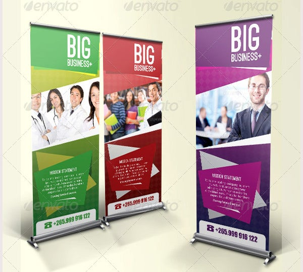 big business banner template