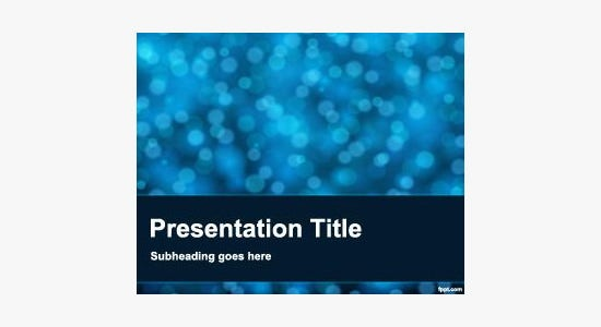 55 powerpoint presentation design templates free premium blur powerpoint template design toneelgroepblik Images