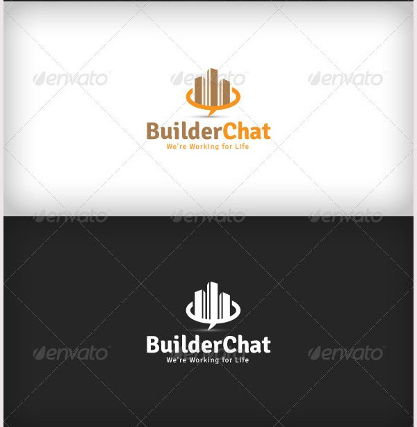 Builder Chat Logo