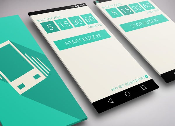 Collection of 45+ Best Flat UI App Designs for your Inspiration ...