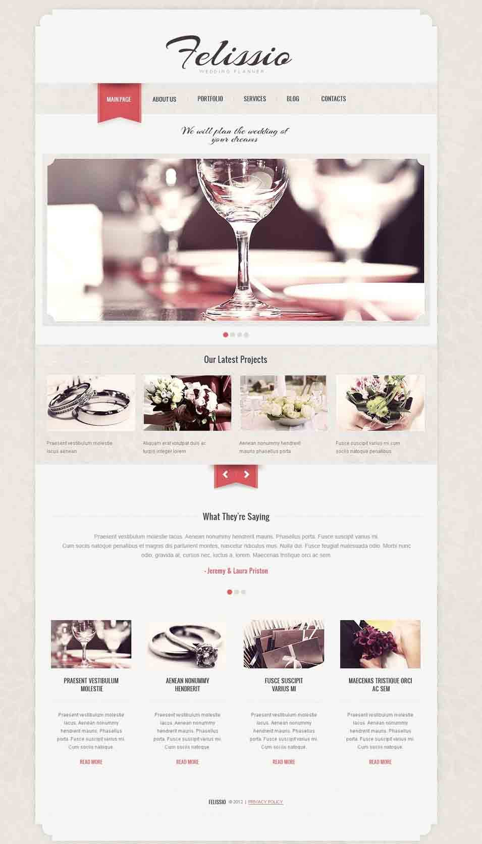 cafe and restaurant joomla template39012
