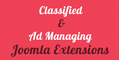 16 Best Classified Amp Ad Managing Joomla Extensions Free