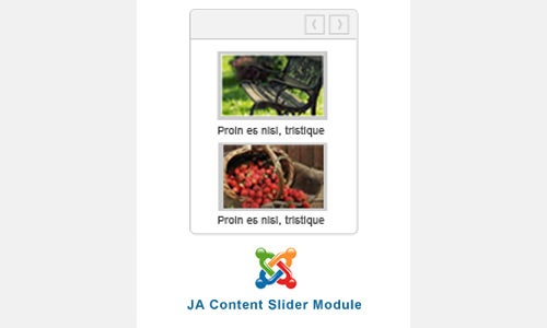 ja content slider module free download