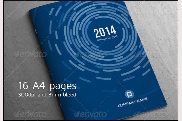 corporate annual report