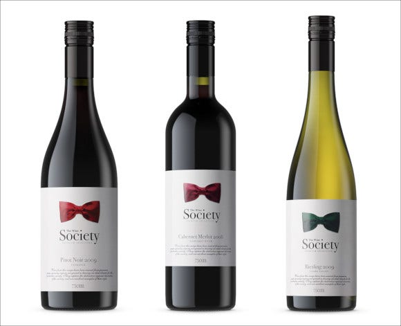 creative wine labels collection1