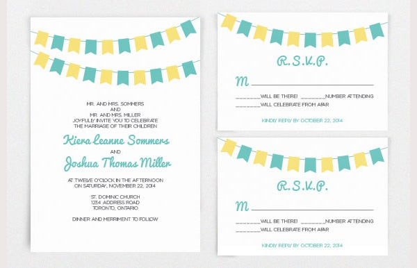 diy wedding invitation template - Free Printable Invitation Templates