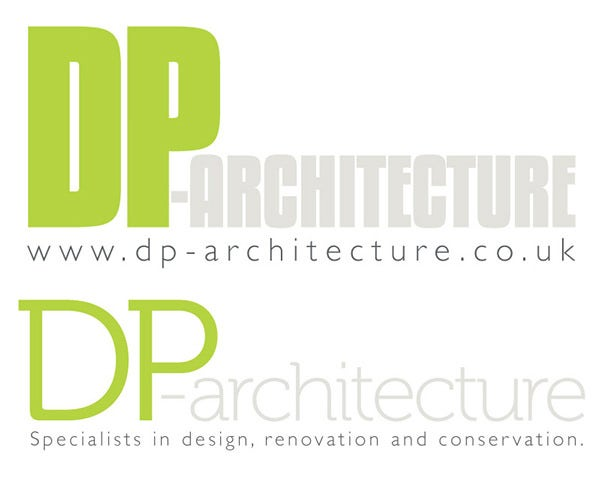 dp architecture logo concepts