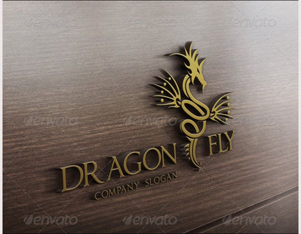 dragon fly logo