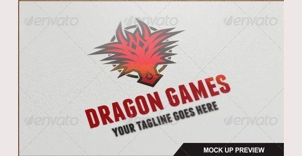 dragon games logo