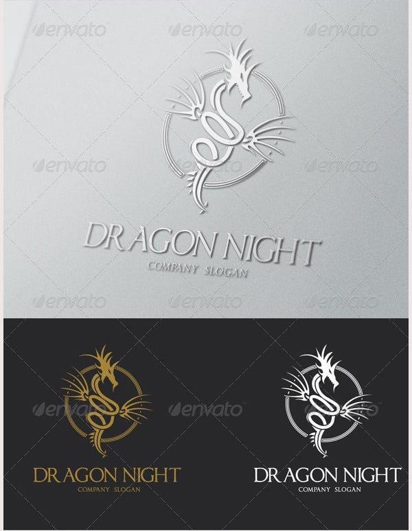 Dragon Night Logo