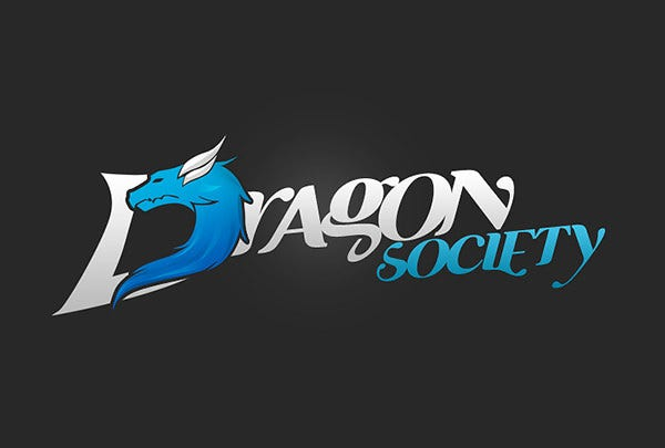 dragon society logo