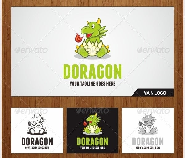 Dragon Studio Logo