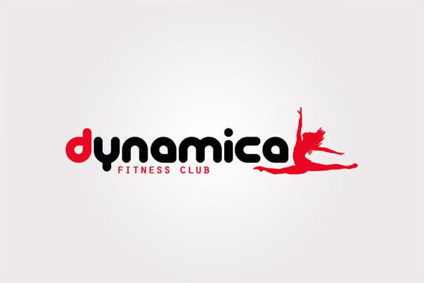 dynamika fitness logo