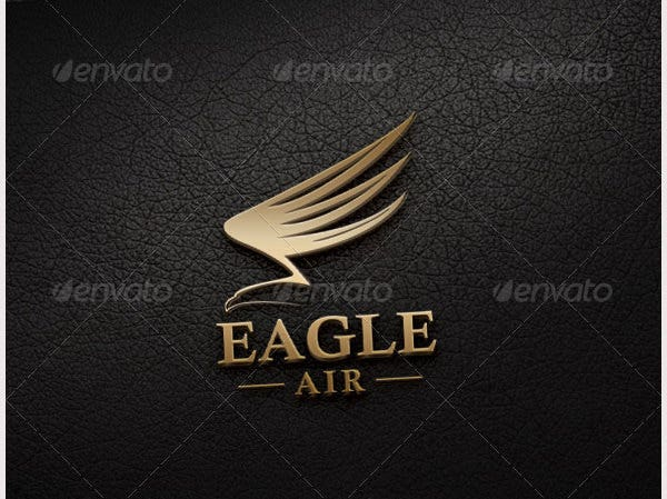 Eagle Air Logo Template
