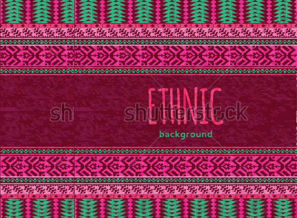 ethnic textile seamless background1