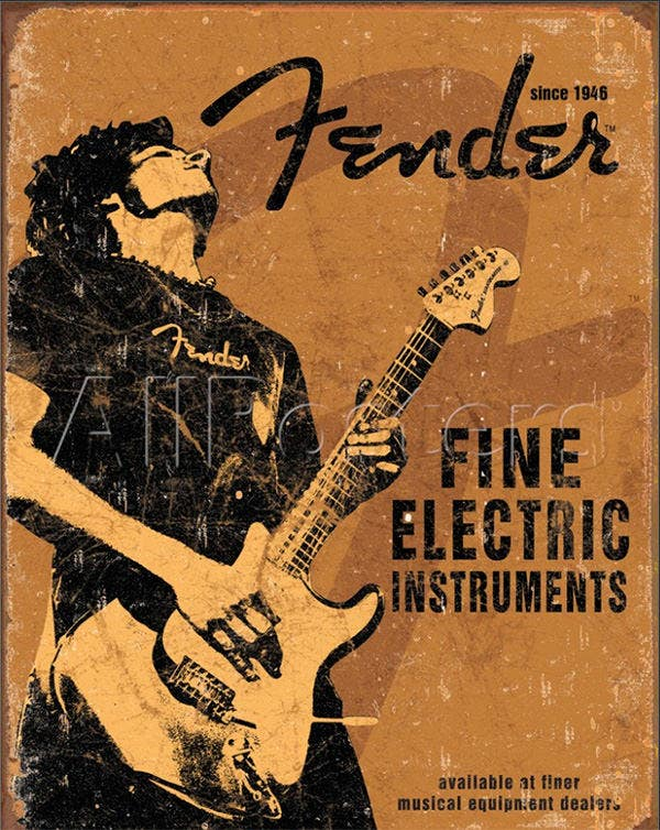 fender rock on