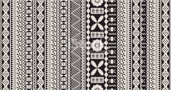 fijian tapa pattern1