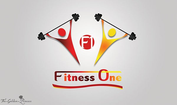 fitness one logo