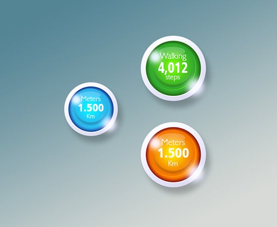flat ui button designs
