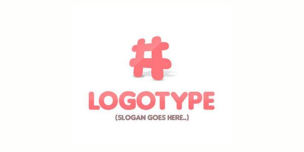free 3d logo template1