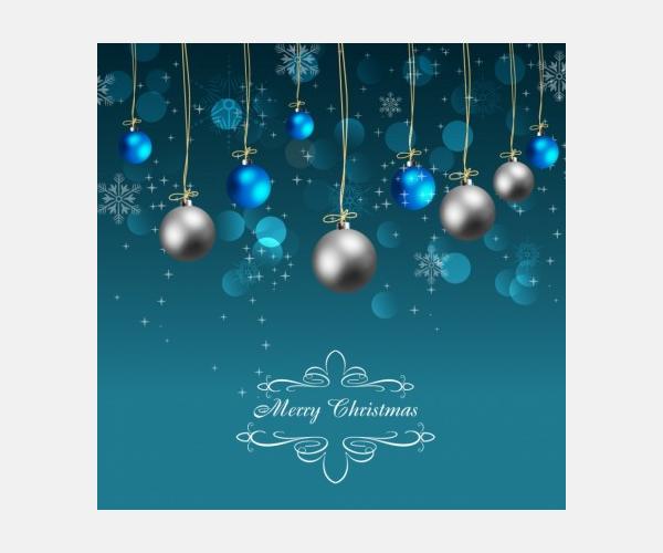 Vector Christmas Christmas Background