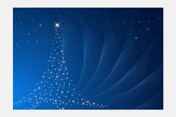 Vector Christmas Christmas Tree