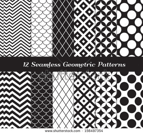 geometric seamless